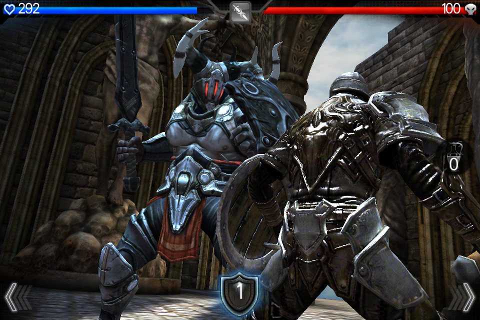 Infinity blade 2 us download available now | obama pacman.